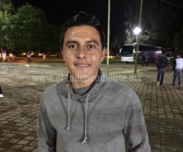"""Luis Miguel """"Chiquis"""" Franco con buen paso en el León."""