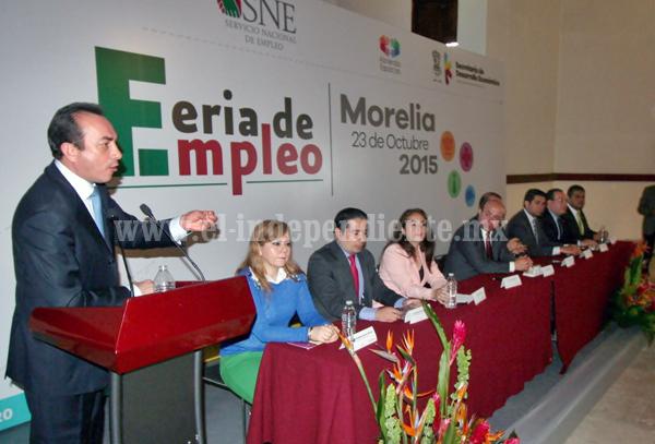 Generar empleos, objetivo de la actual administración: Antonio Soto