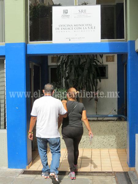 Relaciones Exteriores ahora operará en la Presidencia Municipal
