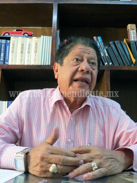 Empresarios zamoranos piden créditos, subdelegación de Secretaría de Economía y obras