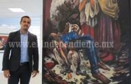 """Exhiben en Casa de la Cultura la exposición """"Series: los amantes, la guerra y la paz"""""""