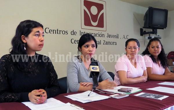 Organizaciones civiles piden activación de  la alerta de género en Michoacán