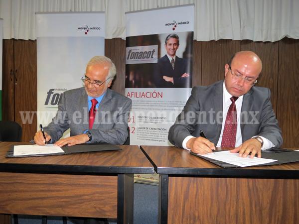 230 millones de pesos bolsa de créditos de FONACOT para el estado de Michoacán