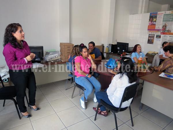 INEA intensificará presencia en localidades sin planteles educativos