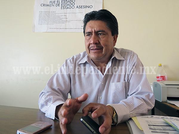 Amenazan docentes de la CNTE con paro indefinido
