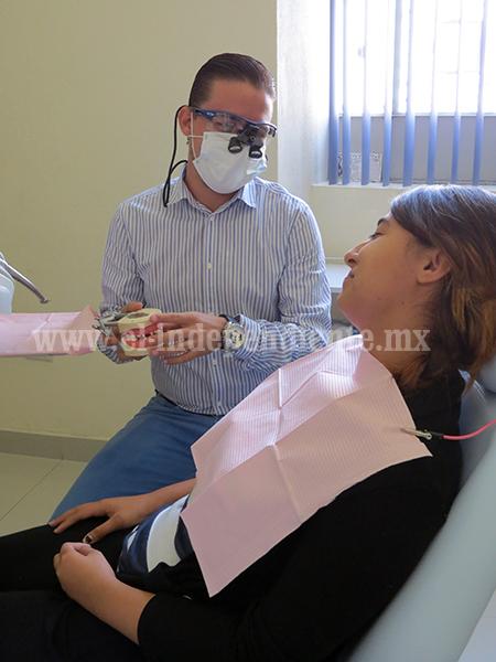 Zamoranos no tienen la  cultura de atender su salud dental