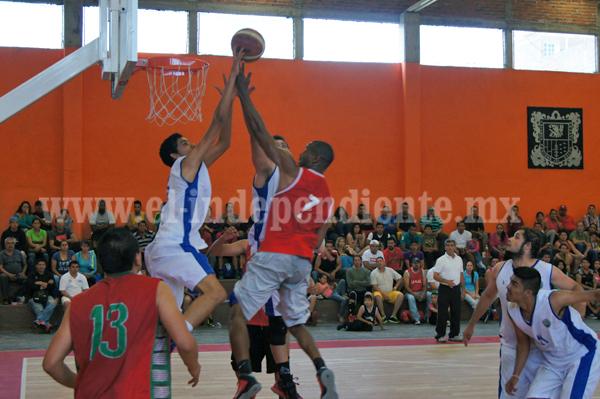 Ixtlán ganó torneo de basquetbol de Fiestas Patronales de San Francisco de Asís