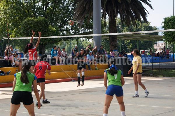 Convocan a formar parte en la nueva Escuela Municipal de Voleibol Jaza.