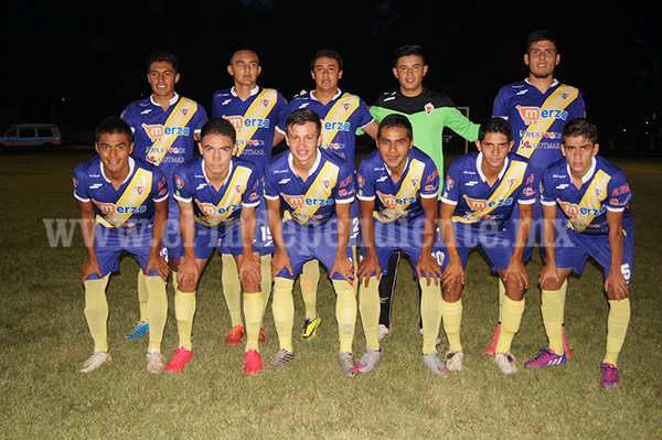 Real Zamora ganó de visita a Llaneros de Guadalupe por 4-2