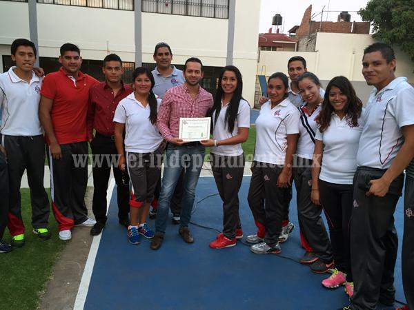 "Arrancó el Torneo de Voleibol Madres de Familia ""Mimi Bucio""."