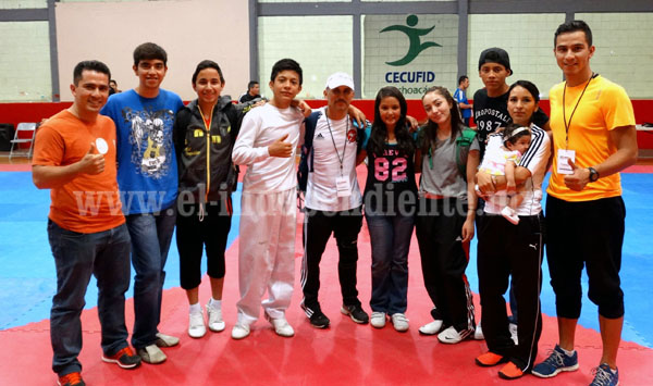 Convocan a los taekwondoínes de Zamora a participar en la Olimpiada Municipal