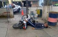 """Asesinado a balazos en la unidad deportiva """"El Chamizal"""""""
