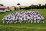 Realizaron el Seminario Nacional del año de Profesores y Aspirantes a Profesor Moo Duk Kwan