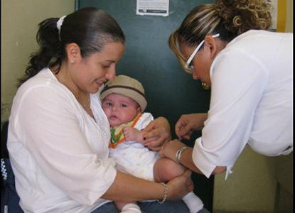 Tercera campaña de vacunación preventiva