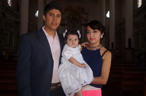Nueva cristiana