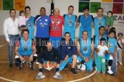 Premiaron a los Campeones de Olimpiada de Basquetbol