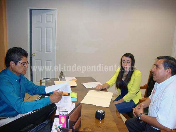 Ayuntamiento y Cecati 64 Jiquilpan firman acuerdo