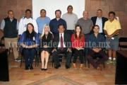 Presidente Municipal tomó protesta a Consejo Municipal del Deporte