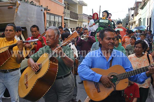 Barrios de Galena y los Espinos celebraran día del músico este fin de semana