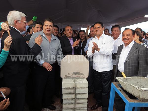 Michoacán,  con gran potencial para atraer la inversión