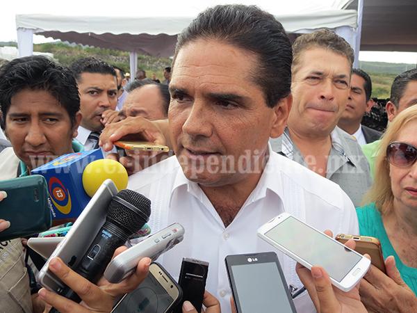 Propone Silvano Aureoles medidas para hacerle frente a la alza a combustibles