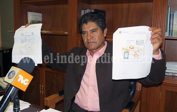 Alcalde de Jacona logró gestionar 10 mdp a través de la cámara de diputados