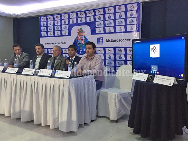 FC Porto de Portugal impartirá clínica en México