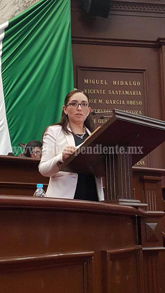 Diputada Noemí Ramírez asume compromiso para destrabar conflicto entre trabajadores y Secretaría de Salud