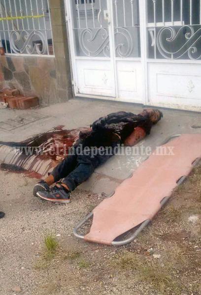 """Tiran maniatado y torturado el cadáver del """"Tijuana"""""""