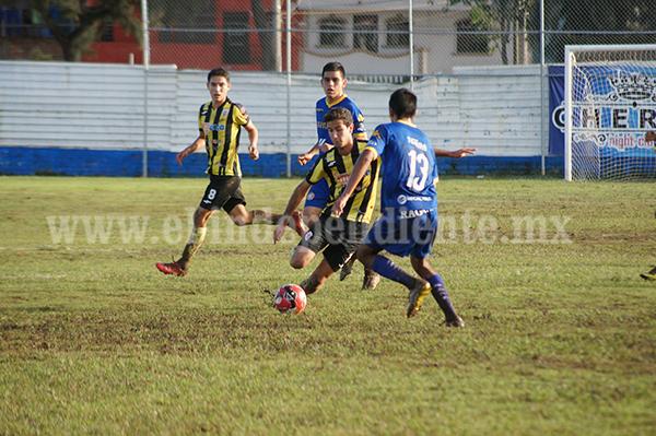 Real Zamora cayó de visita ante Tigres de Sahuayo