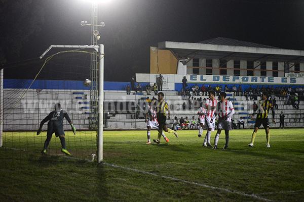 Real Zamora ganó de visita y tiene medio boleto a semifinales