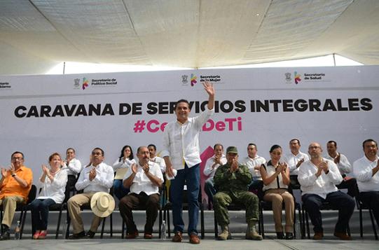 Sesiona Grupo de Coordinación Michoacán en Buenavista Tomatlán