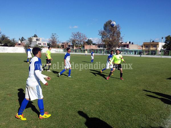 Ajax Palo Alto y Deportivo Navarro en gran juego empataron a dos