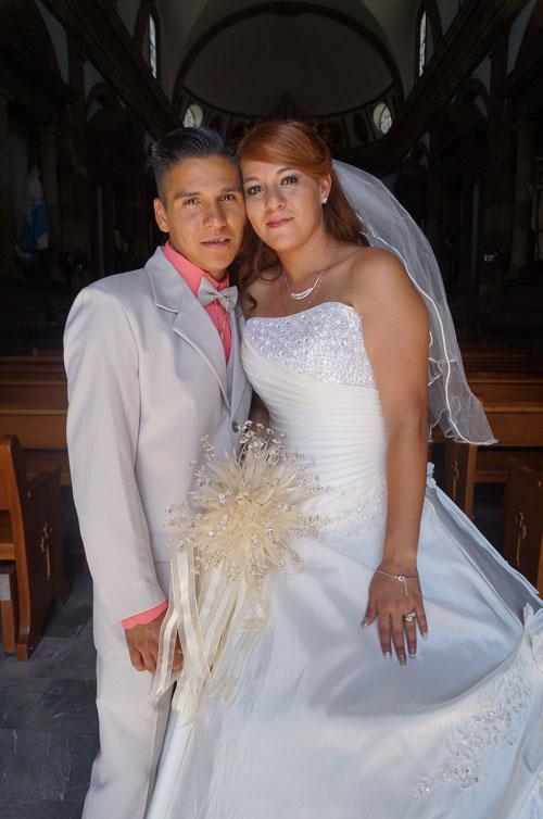 Sandra y José