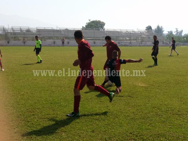 Deportivo Galeana con buen paso, ganó en esta ocasión al Boca Jr.