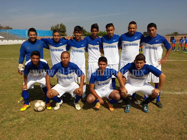 Deportivo Navarro derrotó por la mínima a Lobos F.C.