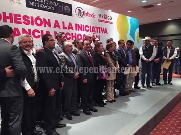 Zamora firma convenio para velar por los derechos de la infancia y la juventud