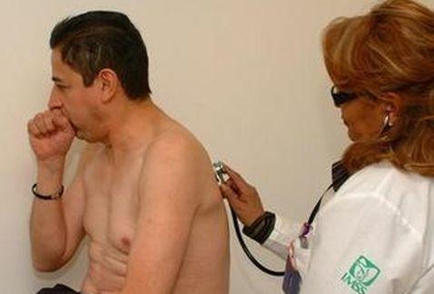 Aumentó  30 por ciento enfermedades respiratorias