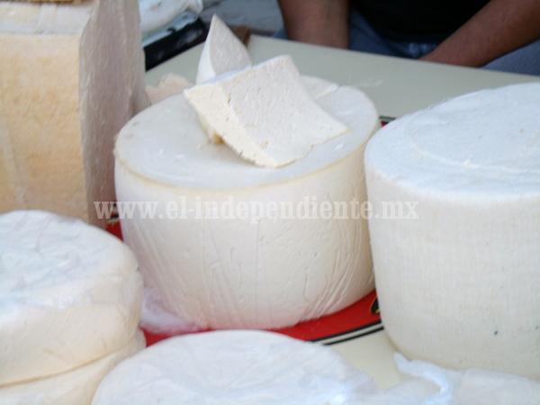 Buscan productores de Michoacán y Jalisco defender comercialización de Queso Cotija