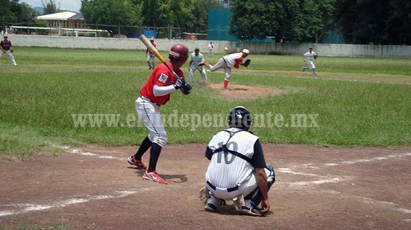 Torpedos de Zamora y Gavilanes de Atecucario son finalistas en Beisbol Regional