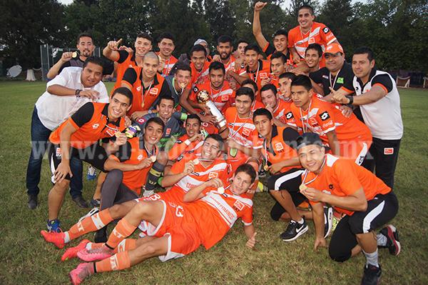 U. A. de Tamaulipas se coronó Campeón de Segunda División en casa del Real Zamora