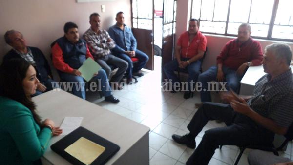Transportistas solicitan realización de Foro para transformar vialidad en municipio