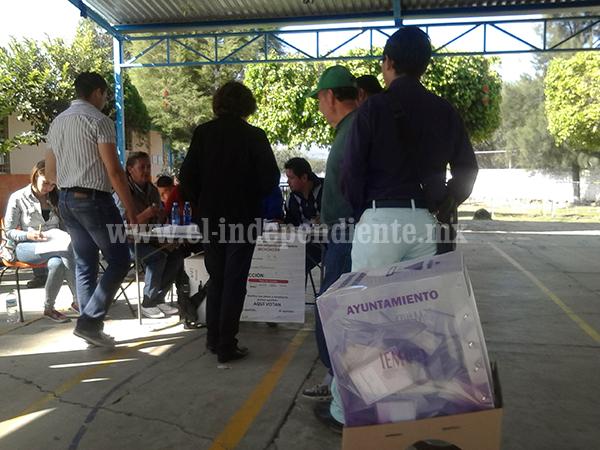16 personas sujetas a proceso por delitos electorales en Sahuayo
