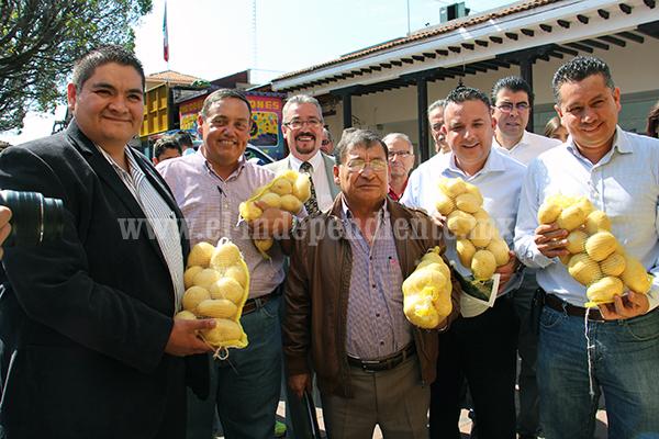 Buscarán consolidar Feria de la Papa como producto turístico en la entidad