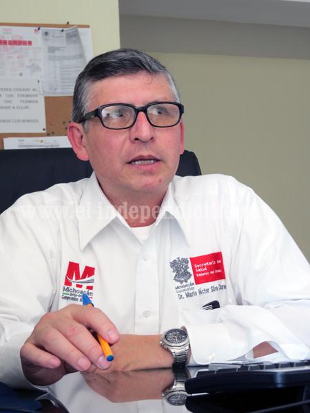Dengue y chikungunya bajo control,  gracias a acciones de limpieza y el frío