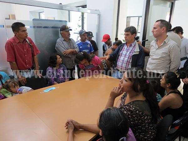 SAPAZ buscará recuperar proyecto para dotar de drenaje a la Nezahualcóyotl