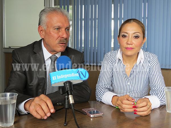 Nombran a Reynaldo Valdés director del CONALEP, plantel Zamora
