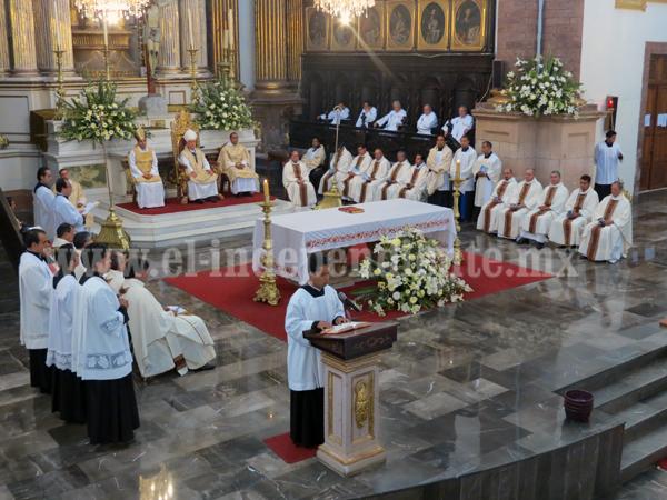 Sacerdotes debemos ser ejemplo para buscar reconciliación de feligreses