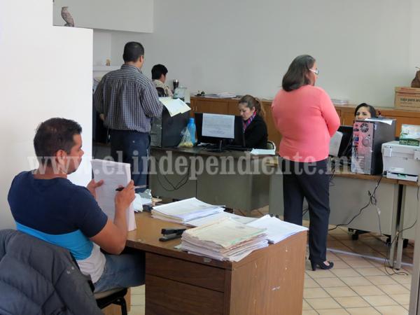 Junta local de Conciliación y Arbitraje Incrementará su  carga de trabajo