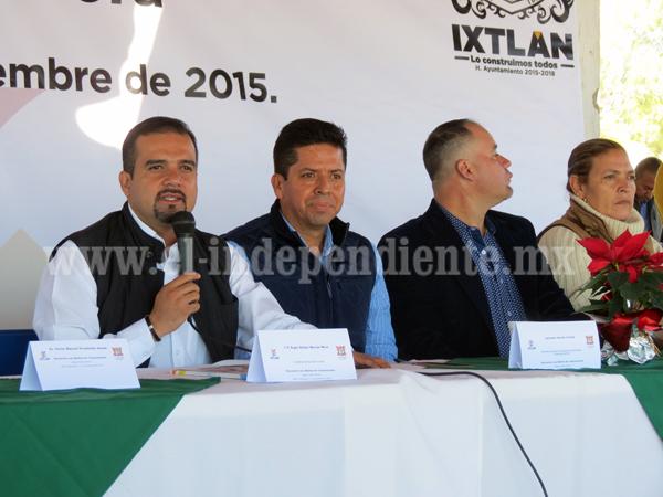Plan de desarrollo de Ixtlán buscará retomar atractivo turístico del géiser